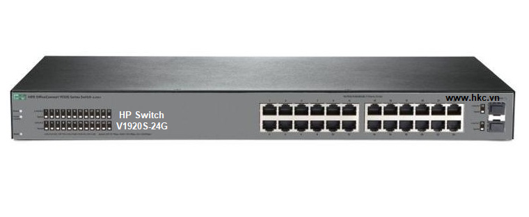 HP Switch V1920S-24G 2SFP