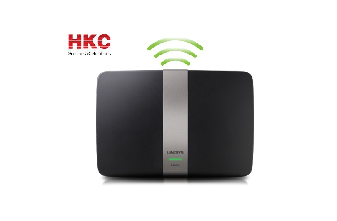 Linksys EA6200 Smart Wi-Fi Router