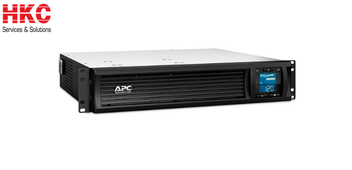 Bộ Lưu Điện UPS APC SMC1000I- 2UC