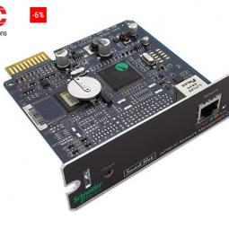 Card điều khiển UPS APC AP9630 – Network Management