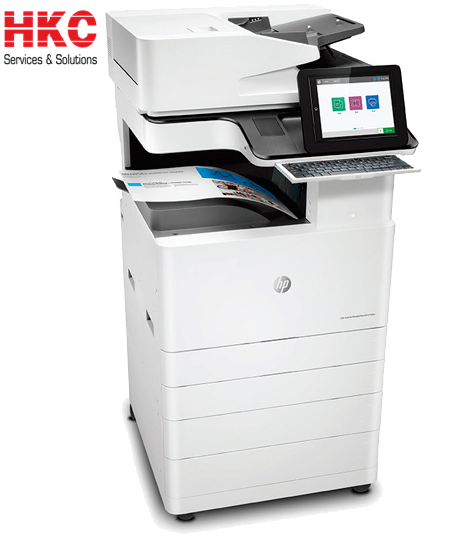 HP LaserJet Managed MFP E72530z