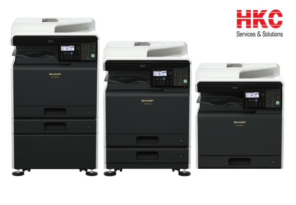 Máy photocopy Sharp BP-20C25