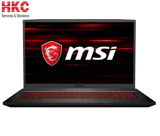 Laptop Gaming MSI GF75 Thin 10SCXR-038VN i7-10750H