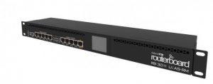 Thiết Bị Mạng Router Mikrotik RB3011UiAS-RM