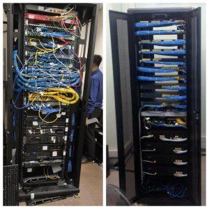 Thi công hạ tầng mạng, hệ thống máy chủ cho Doanh nghiệp