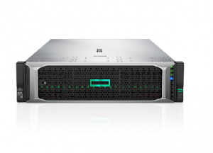 Máy Chủ HPE Server HP DL380 Gen10 8SFF CTO 4214