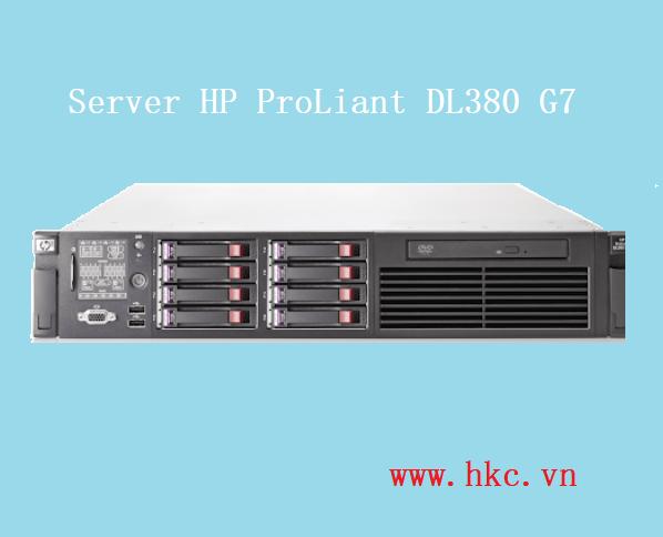 HP ProLiant DL380 G7 (2 x Xeon E5620, 2.4 Ghz /RAM 24GB)
