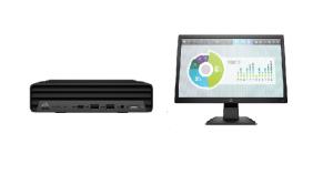 Bộ Máy Tính Để Bàn HP ProDesk 400 G6 Desktop Mini i5 10500T