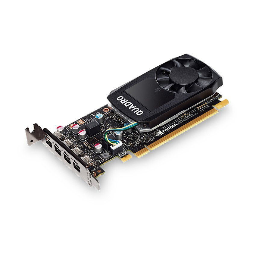 Card Màn Hình NVIDIA Quadro P620 2GB Kit w/2 Adapters 3ME25AA