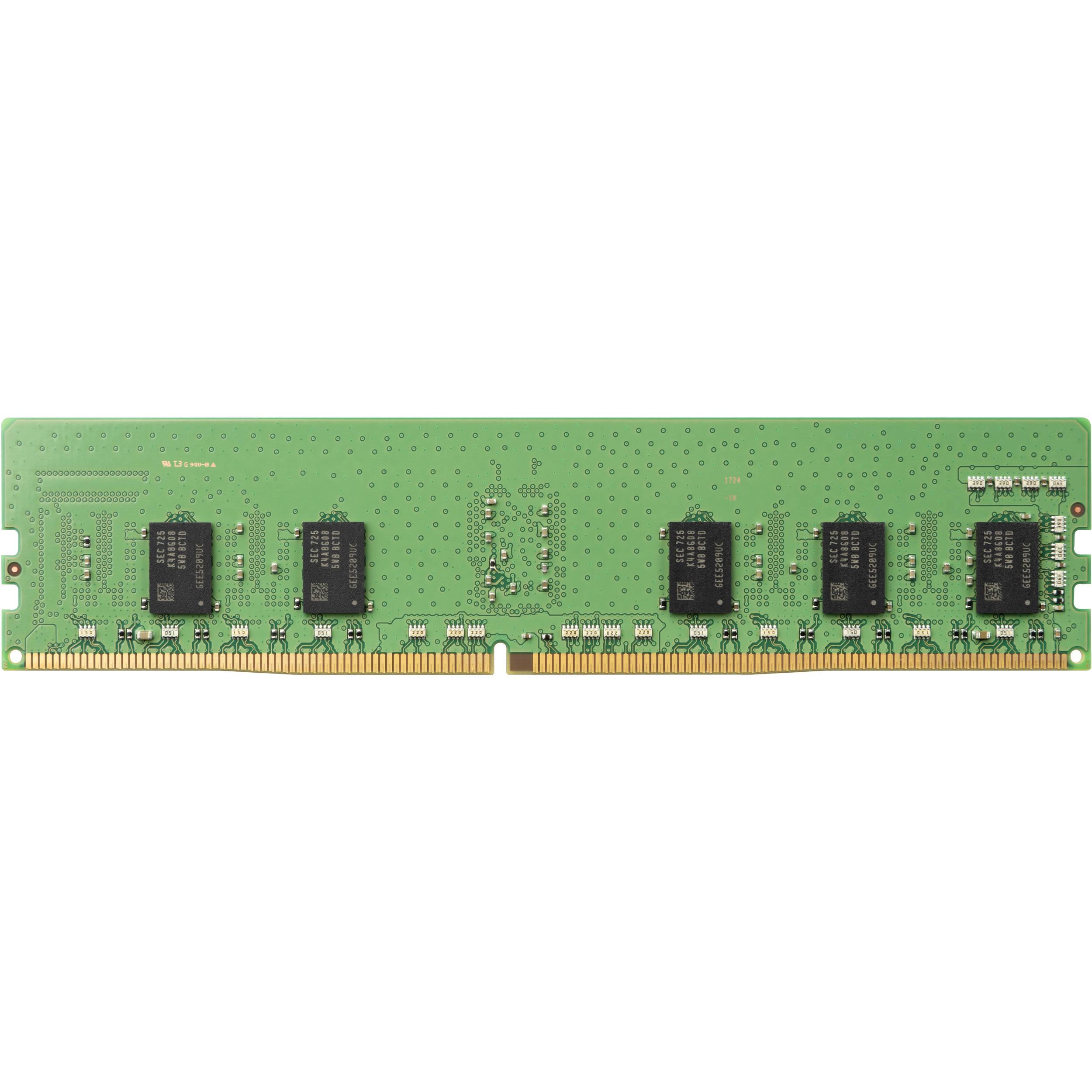 RAM DDR4 HP 8GB DDR4-2666 (1x8GB) nECC RAM 3PL81AA