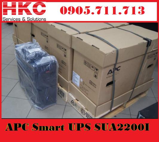 APC Smart-UPS SUA2200I