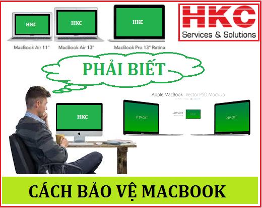 CACH BAO VE MACBOOK