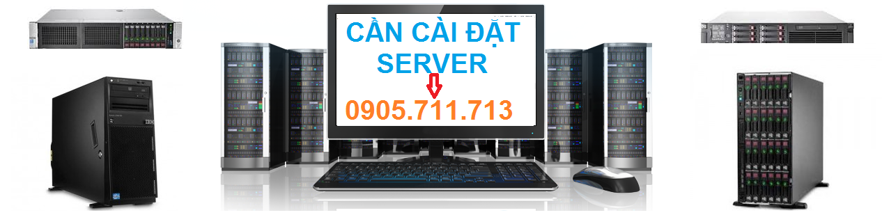 CAI DAT SERVER TAN NOI