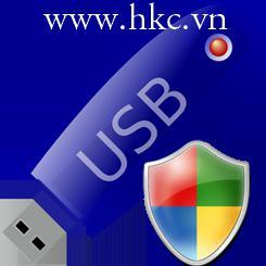 CAI MAT KHAU CHO USB thiet lap mat khau cho usb