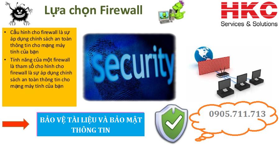 cau hinh tuong lua firewall