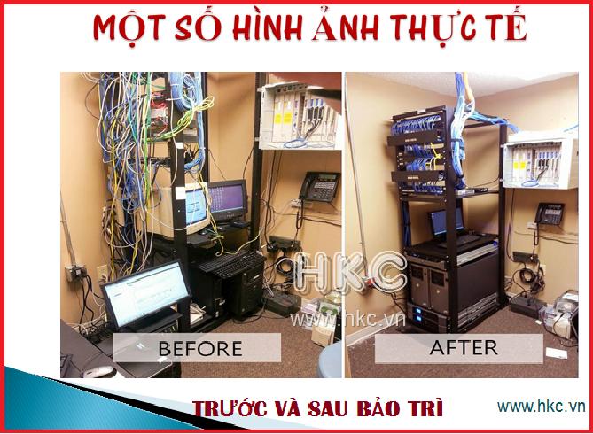 Dịch vụ Bảo trì máy tính đảm bảo an toàn dữ liệu cho Doanh nghiệp