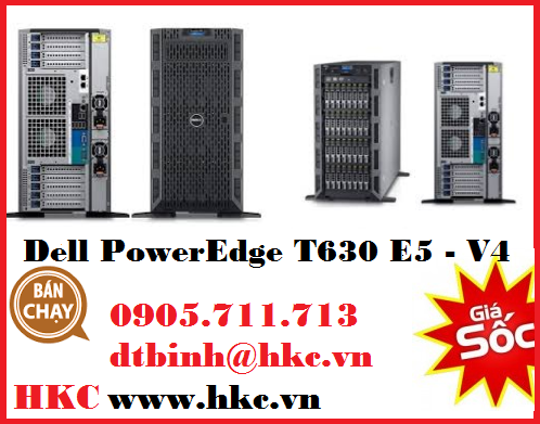 Dell PowerEdge T630 E5 - V4