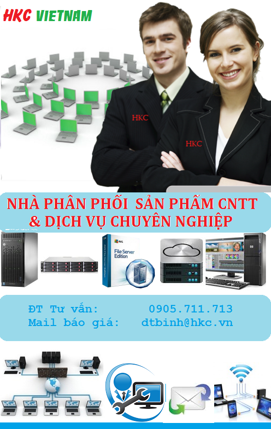 HKC Vietnam - Nha phan phoi o cung Hitachi