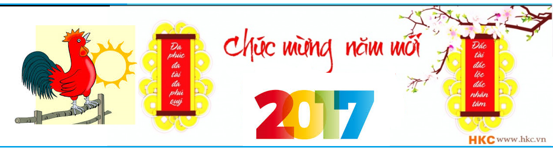 Thong bao lich nghi tet nam 2017