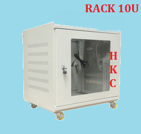 Tủ rack 10U-D600 TOWER/WALL