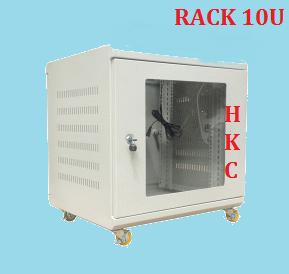 Tủ Rack 10U-D600 TOWER/WALL giá rẻ