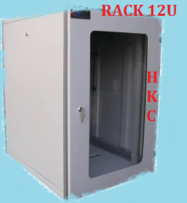 Tủ rack 12U-D600 TOWER