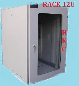Tủ Rack 12U-D600 TOWER giá rẻ tại xưởng