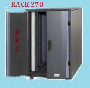Tủ rack 27U-D600 TOWER