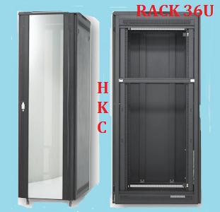 Tủ Rack 36U-D600 TOWER giá rẻ tại xưởng