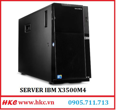 Server IBm x3500M4