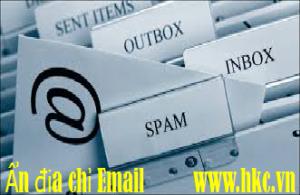 Cách ẩn địa chỉ Email