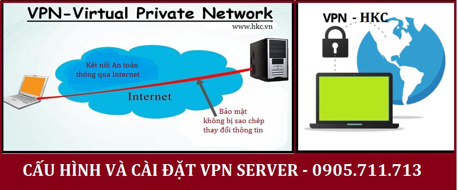 cau hinh va cai dat VPN