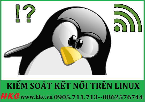Kiem soat ket noi tren Linux