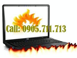 laptop qua nong