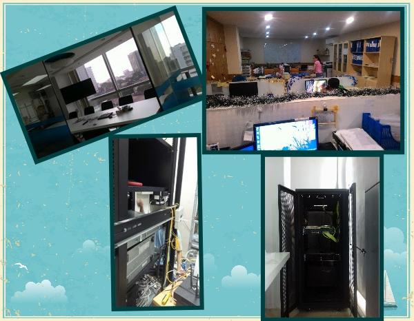 Setup Server cho khach hang
