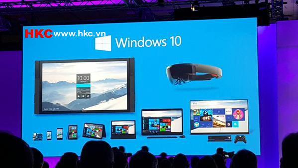 Windows 10 những tính năng hiệu quả